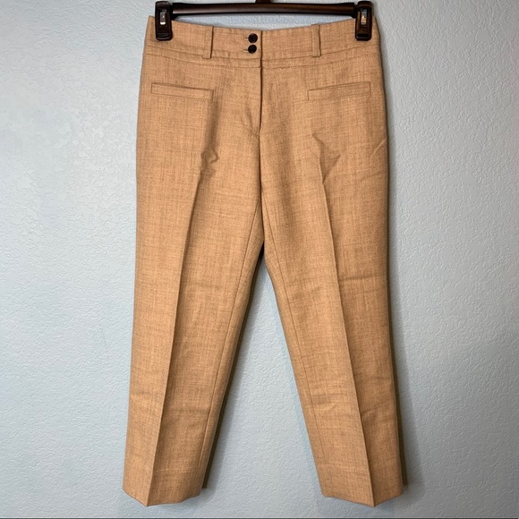 3.1 Phillip Lim Khaki Trouser Pants | Size 2